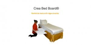 Renforts de literie Crea Bed Board®